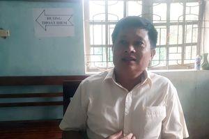 Nghệ An: Trưởng công an tố bị phó bí thư xã đánh trong lúc thi hành công vụ