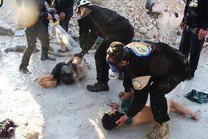 Nga: Châu Âu tuồn vũ khí hóa học vào Syria