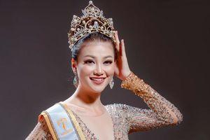 Á hậu Phương Khánh đại diện Việt Nam thi Miss Earth 2018?