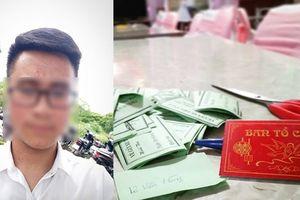 Chàng trai Quảng Ninh sốc vì được nhờ giữ xe đám cưới tình cũ đúng ngày sinh nhật