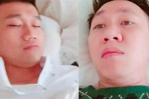 Khổ như 'Mr Cần Trô' Xuân Nghị: Chỉ ngủ thôi cũng bị Anh Đức đăng clip 'bóc phốt' vì ngáy như sấm rền