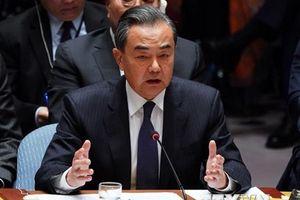 Trung Quốc: Trung-Nhật có nghĩa vụ bảo vệ thương mại quốc tế
