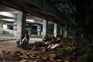 Indonesia: Động đất 6,1 độ làm rung chuyển đảo Sulawesi