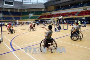 Đoàn thể thao người khuyết tật Việt Nam xuất quân tham dự Asian Para Games 2018