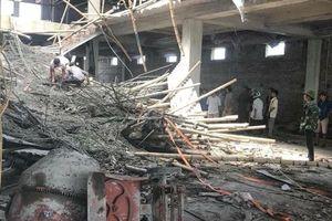 Những vụ sập giàn giáo, tai nạn trong xây dựng nghiêm trọng tại Hà Nội