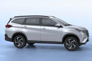 Chi tiết xe SUV giá rẻ vừa được Toyota ra mắt ở Việt Nam