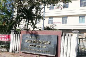 Trung tâm y tế huyện mua thuốc, hóa chất vượt quỹ hàng tỷ đồng