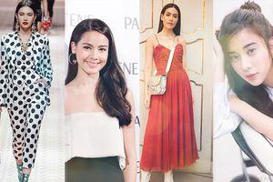 Top 10 mỹ nhân Thái Lan có lượt người theo dõi nhiều nhất trên Instagram
