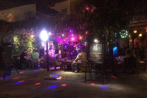 Đột kích quán bar ở Đà Nẵng, phát hiện 18 du khách nước ngoài dương tính với ma túy