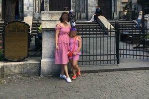 Vụ thanh sắt rơi xuống đường Lê Văn Lương khiến cô gái tử vong: Thắt lòng hoàn cảnh nạn nhân