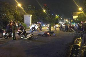 Khởi tố điều tra vụ thanh sắt rơi khiến 1 phụ nữ tử vong trên đường Lê Văn Lương