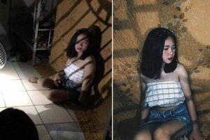 Nữ sinh Thái Nguyên biến ký túc xá thành studio sống ảo cực chất