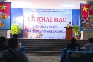 Khai mạc triển lãm: 'Hoàng Sa, Trường Sa của Việt Nam – những bằng chứng lịch sử và pháp lý'