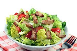 Ăn salad để giảm cân như thế nào mới đúng cách?