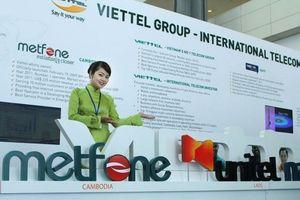 Viettel Global: Doanh thu 6 tháng đạt 8.000 tỷ, riêng Campuchia và Đông Timor đem về 3.000 tỷ