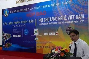Sắp diễn ra Hội chợ các sản phẩm thủy sản 2018 tại Hà Nội