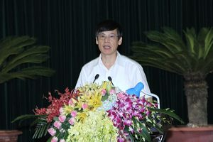 Ngày làm việc thứ 2, Hội nghị lần thứ 13 Ban chấp hành Đảng bộ tỉnh