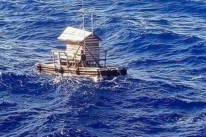 Indonesia: Một thanh niên sống sót sau 49 ngày lênh đênh trên biển