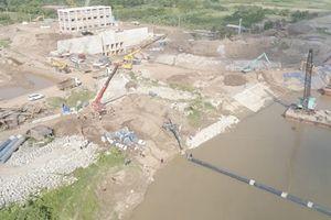 Dự án cấp nước sạch tại Hà Nội ì ạch triển khai
