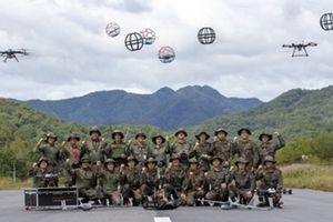 Hàn Quốc đưa máy bay chiến đấu không người lái đầu tiên vào hoạt động