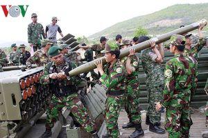 Campuchia-Trung Quốc sẽ tăng cường quy mô tập trận 'Rồng Vàng' năm 2019