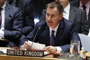 Ngoại trưởng Anh: Nga sẽ phải trả giá đắt vì đầu độc cựu điệp viên Skripal