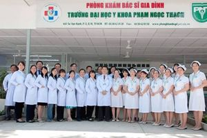 Thêm 33 thí sinh trúng tuyển Đại học Y khoa Phạm Ngọc Thạch