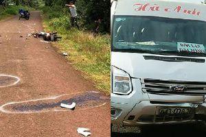 Thực hư việc xe khách cố tình tông chết bé trai học lớp 7 ở Gia Lai