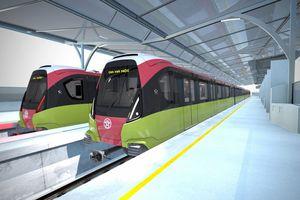 Hơn 80% người dân hài lòng với mẫu tàu đường sắt đô thị Nhổn - Ga Hà Nội