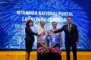 FPT triển khai thành công Cổng thông tin điện tử quốc gia Myanmar