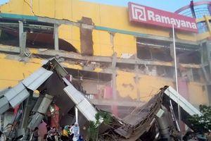 Ít nhất 384 người được xác nhận thiệt mạng trong trận động đất ở Indonesia