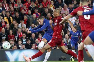 Chelsea-Liverpool với ý nghĩa 'chung kết lượt đi'