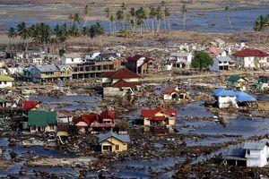 Thành phố ngổn ngang gạch vụn sau động đất, sóng thần tại Indonesia