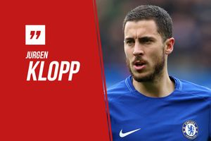 HLV Klopp cảnh báo Hazard: 'Không ai là không thể ngăn chặn'