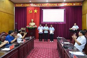 Bắc Kạn thông báo kết thúc hoạt động của Đảng ủy Khối doanh nghiệp tỉnh