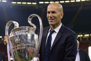 Zinedine Zidane muốn dẫn dắt Man United và đang học… tiếng Anh