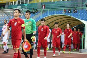 Dự vòng chung kết Asian Cup 2019, đội tuyển Việt Nam nhận số tiền kỉ lục