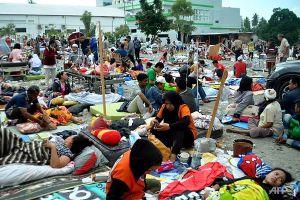 Indonesia: 384 người chết, tan hoang 'như tận thế' sau động đất, sóng thần