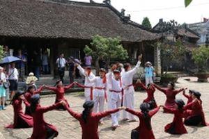 Phú Thọ khai thác hiệu quả tiềm năng, thế mạnh du lịch đặc thù
