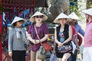Lượng khách quốc tế đến Việt Nam tăng
