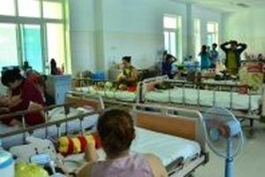 Gia tăng bệnh nhi tay chân miệng ở Quảng Ngãi