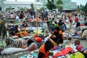 Sức tàn phá của động đất và sóng thần tại Indonesia