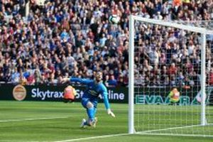 Vòng 7 Premier League: Man United đại bại trên sân của West Ham