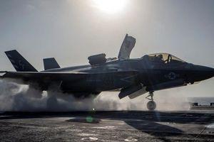 'Tia chớp' F-35 của Mỹ lần đầu tiên bị rơi