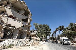 Nhiều nước hối thúc LHQ soạn thảo hiến pháp mới cho Syria