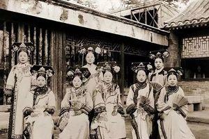 Ảnh độc: Trung Quốc cuối thời kỳ Mãn Thanh có gì đặc biệt?