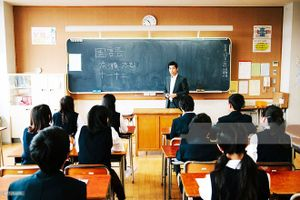Các nội quy vô lý trong nhà trường Nhật
