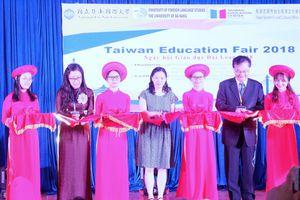 Thiết thực Ngày hội Giáo dục Đài Loan năm 2018