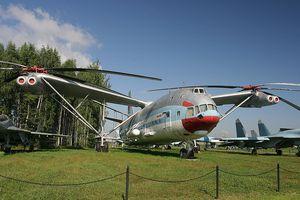 Những siêu phẩm công nghiệp trực thăng Nga qua các thời kỳ