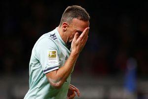 Bayern Munich thua sốc tại Berlin